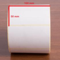 لیبل کاغذی 100 × 50
